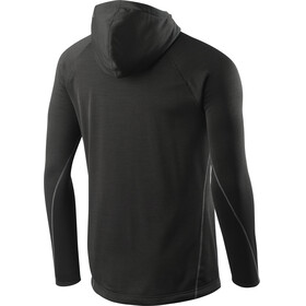 Houdini M's Outright Houdi Jacket true black heather